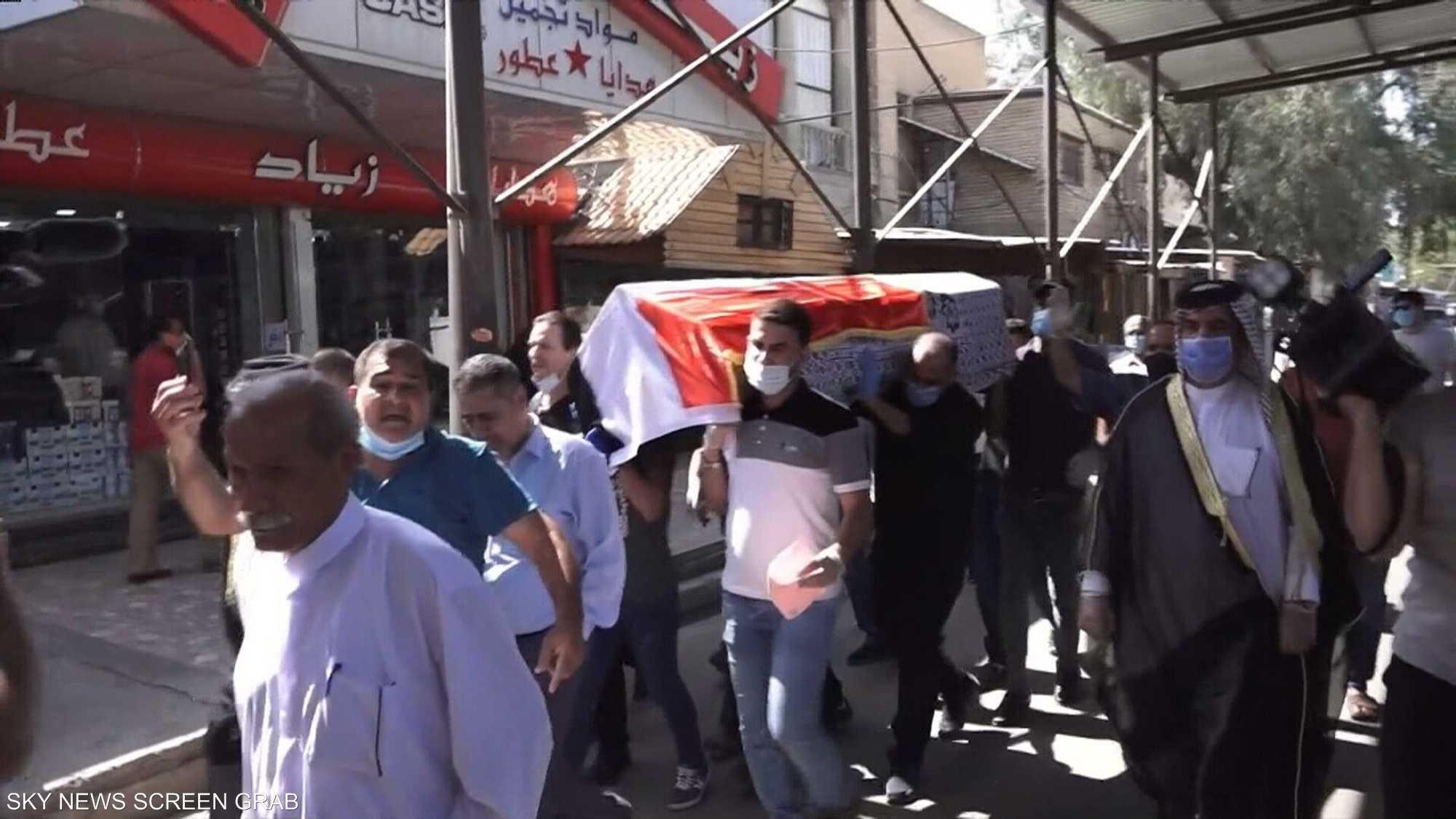 الكاظمي: لن نهدأ قبل خضوع قتلة الهاشمي للقضاء