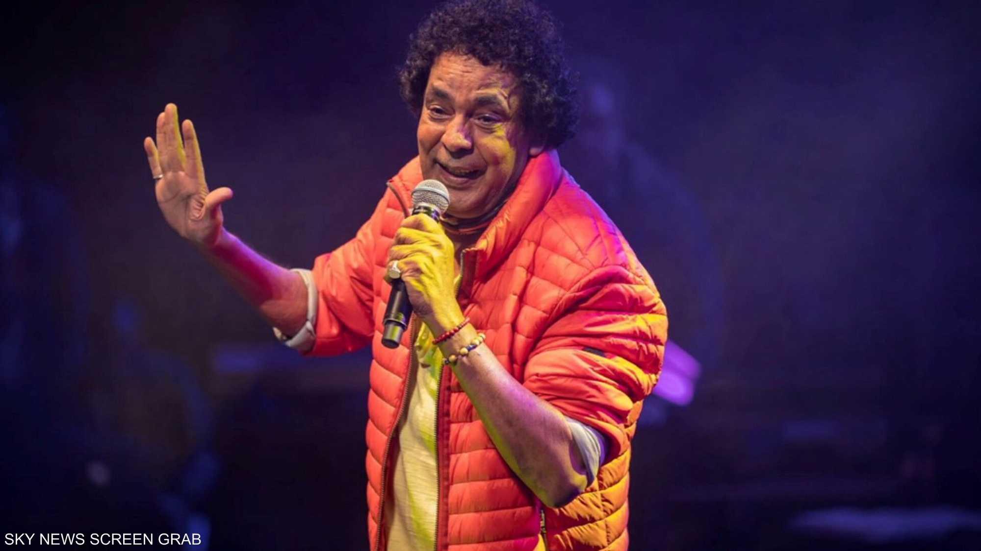 محمد منير يفتتح حفلات النجوم الكبار في مصر