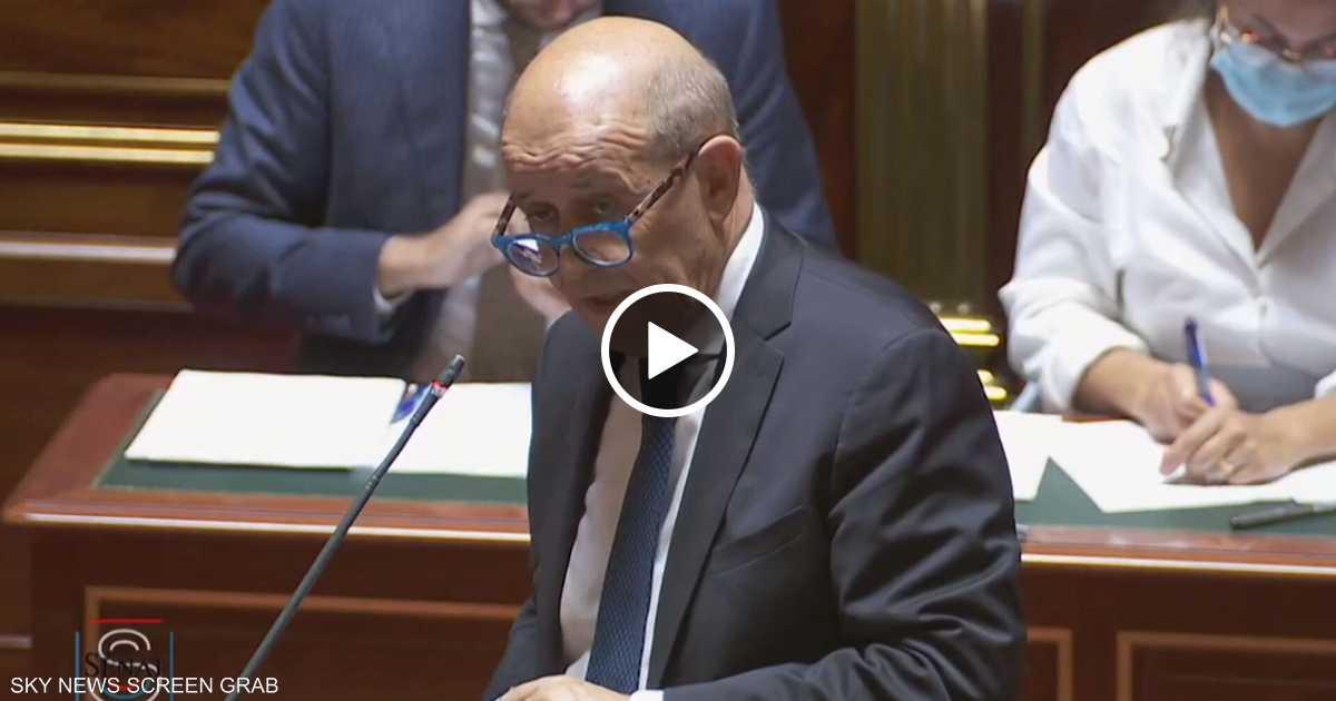 فرنسا تتهم تركيا بمحاولة تكرار السيناريو السوري في ليبيا