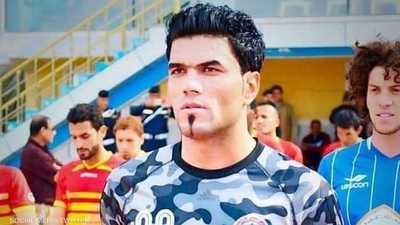 حارس مرمى المنتخب الأولمبي ونادي الطلبة كرار إبراهيم