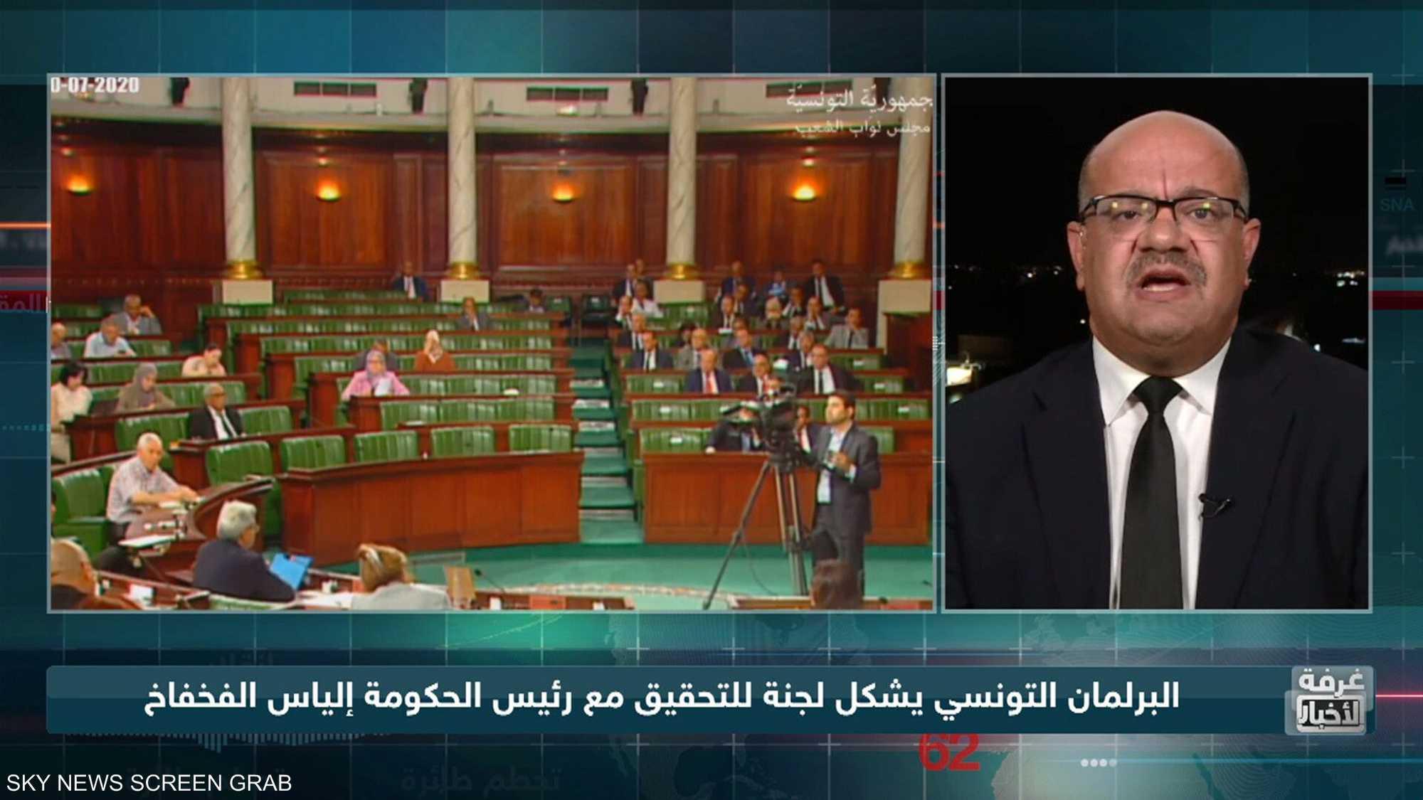 محاولات متواصلة من النهضة للتحكّم بالمشهد السياسي في تونس