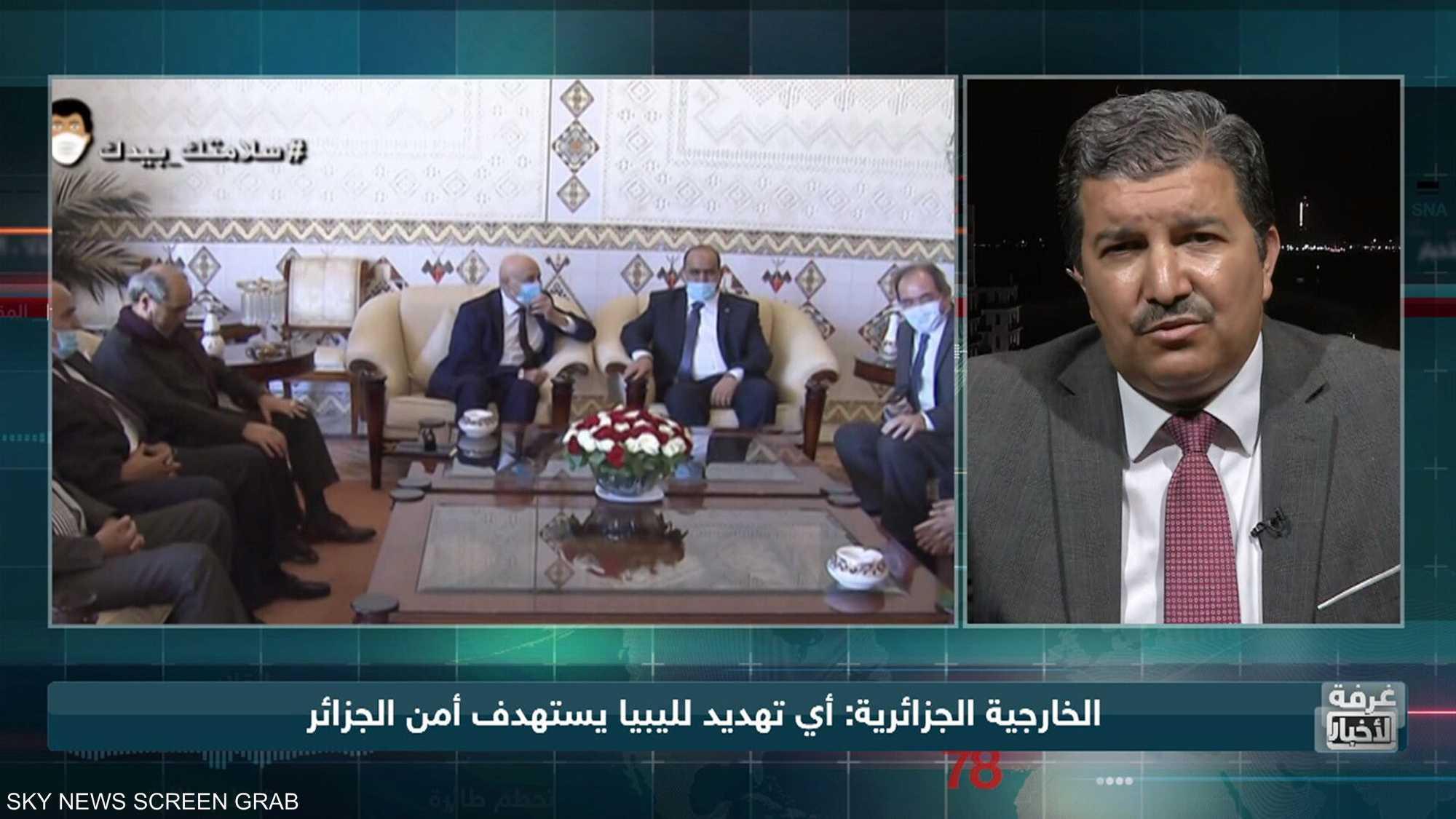 الجزائر والأزمة الليبية.. دعوات للحوار ووقف التدخل الخارجي