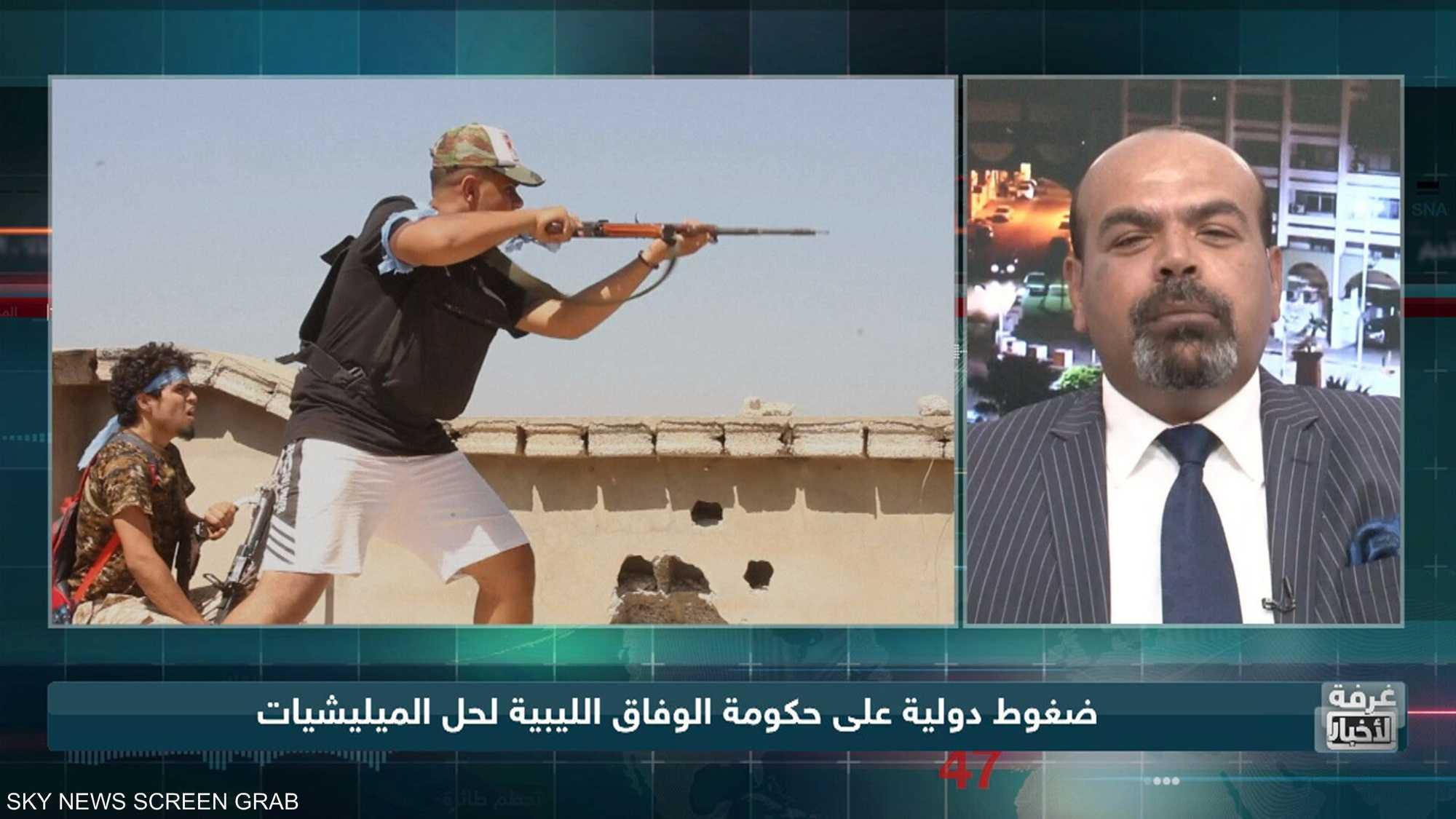 الاشتباكات بين ميليشيا طرابلس.. مزيد من الانقسام وتنديد دولي