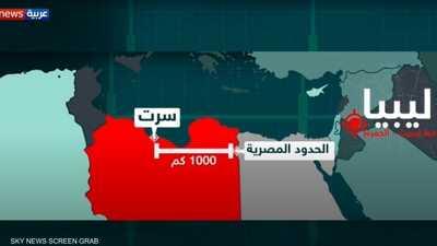 """سرت والجفرة.. ماذا ينتظر ميليشيات طرابلس على """"الخط الأحمر""""؟"""