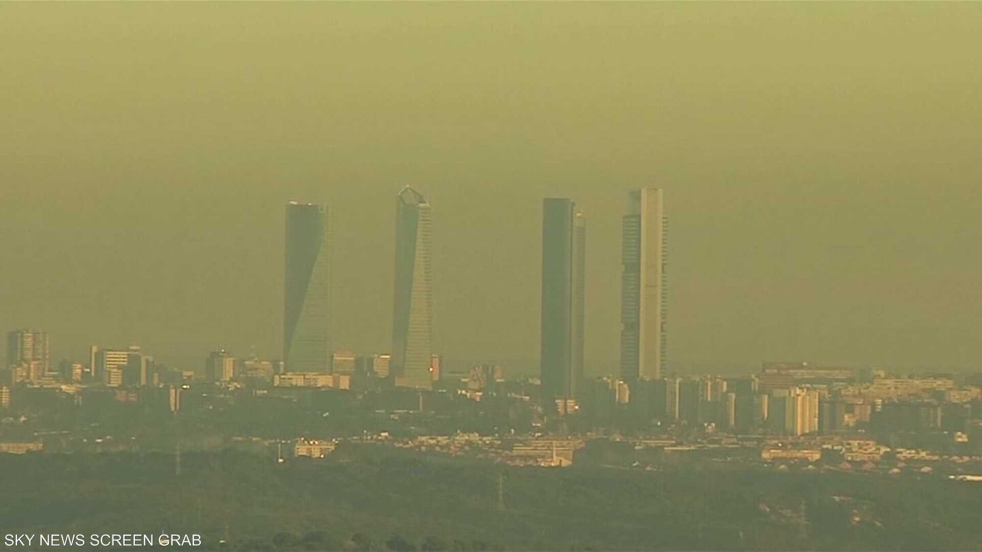 طموحات دولية للحد من انبعاثات الكربون عام 2050