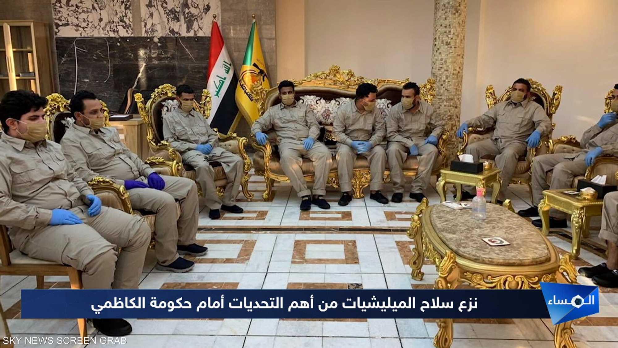 """حزب الله العراقي يتوعد بإخراج القوات الأميركية """"بالقوة"""""""