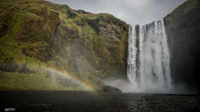 الخدمة تتيح بث الصراخ بمناطق نائية بآيسلندا كشلال سكوغافوس