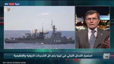 البرلمان الليبي يدعو مصر لحماية الأمن القومي
