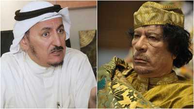 """الكويت.. ضبط مبارك الدويلة بشأن """"تسريبات القذافي"""""""
