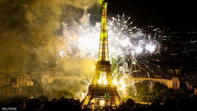"""فرنسا تحيي """"يوم الباستيل"""""""