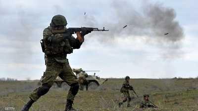 """روسيا تقرع """"طبول الحرب"""" قرب أوكرانيا.. وسفن أميركية بالبحر"""