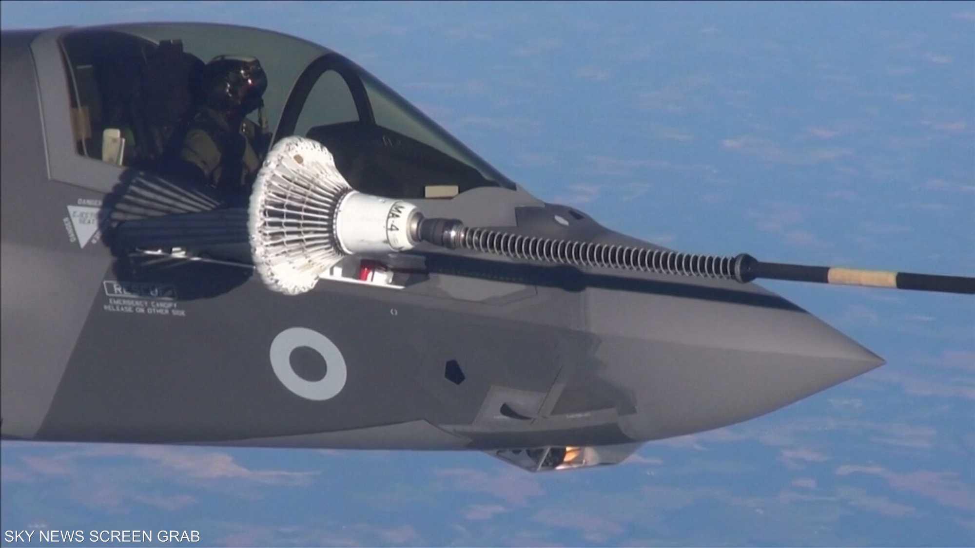 البنتاغون يحرم تركيا من مقاتلات F-35 الأميركية
