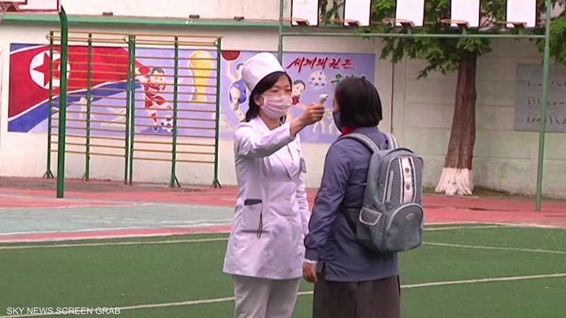 الاشتباه بوصول أول إصابة بكورونا إلى كوريا الشمالية
