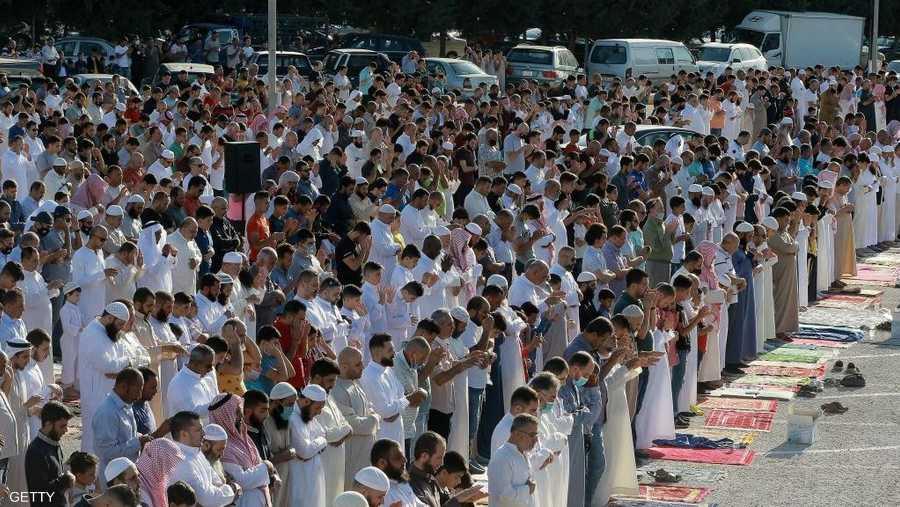 صلاة عيد الأضحى في الأردن