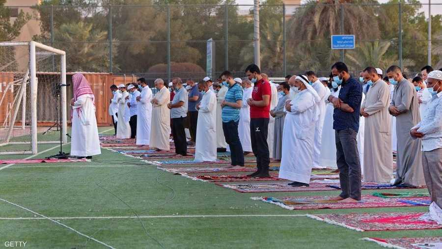 صلاة عيد الأضحى في الكويت