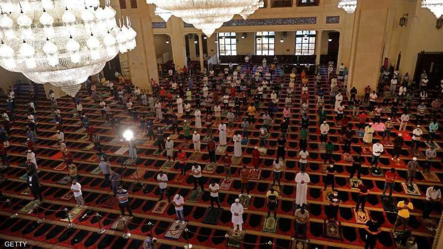صلاة عيد الأضحى في لبنان