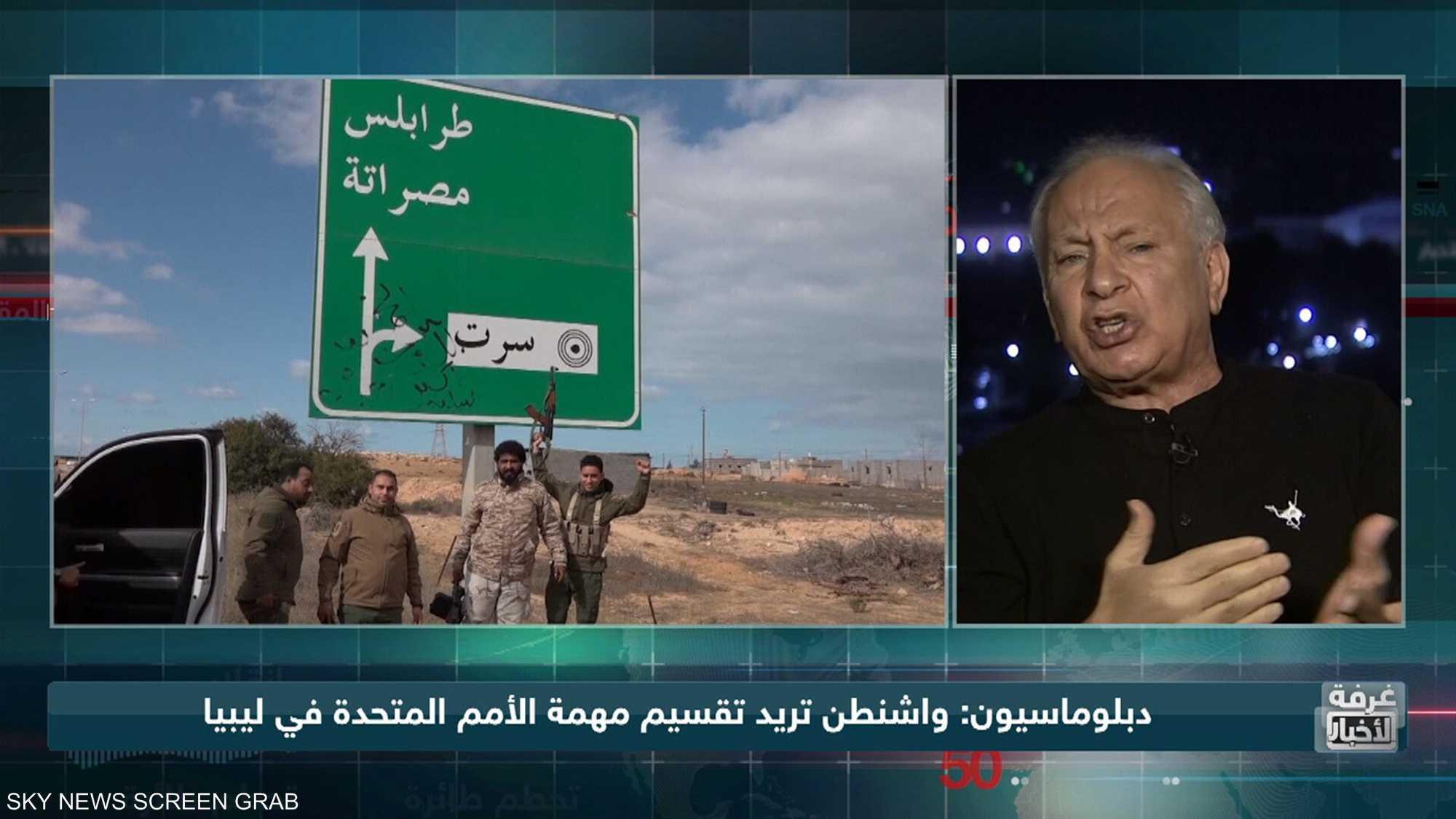 أزمة ليبيا.. اليد الأممية ومخالب التدخلات
