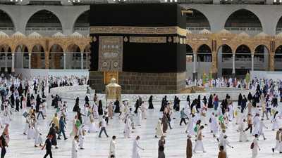 """السعودية: """"شرط صحي"""" للراغبين في أداء فريضة الحج"""