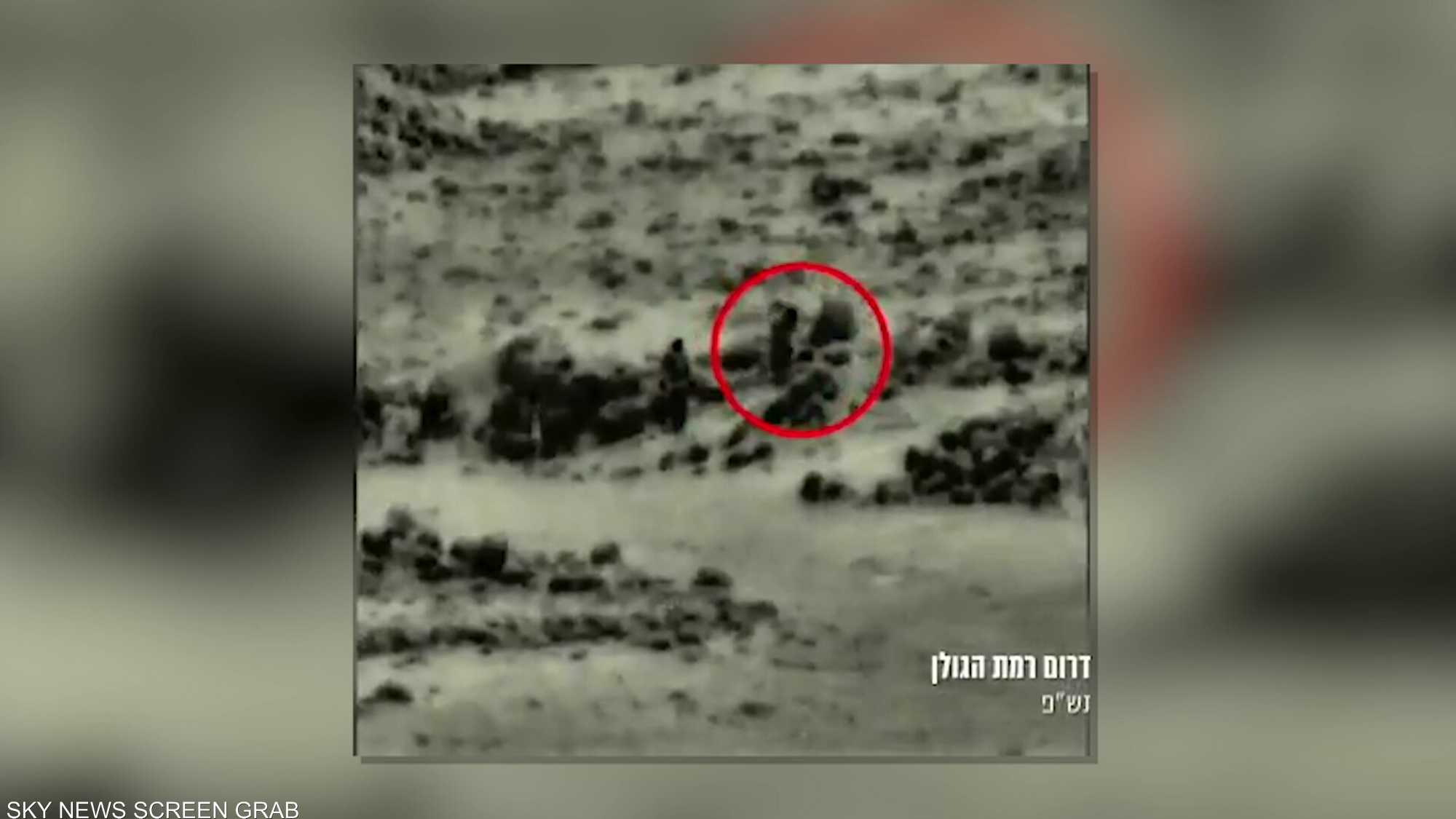 إسرائيل تكشف تفاصيل عملية الجولان
