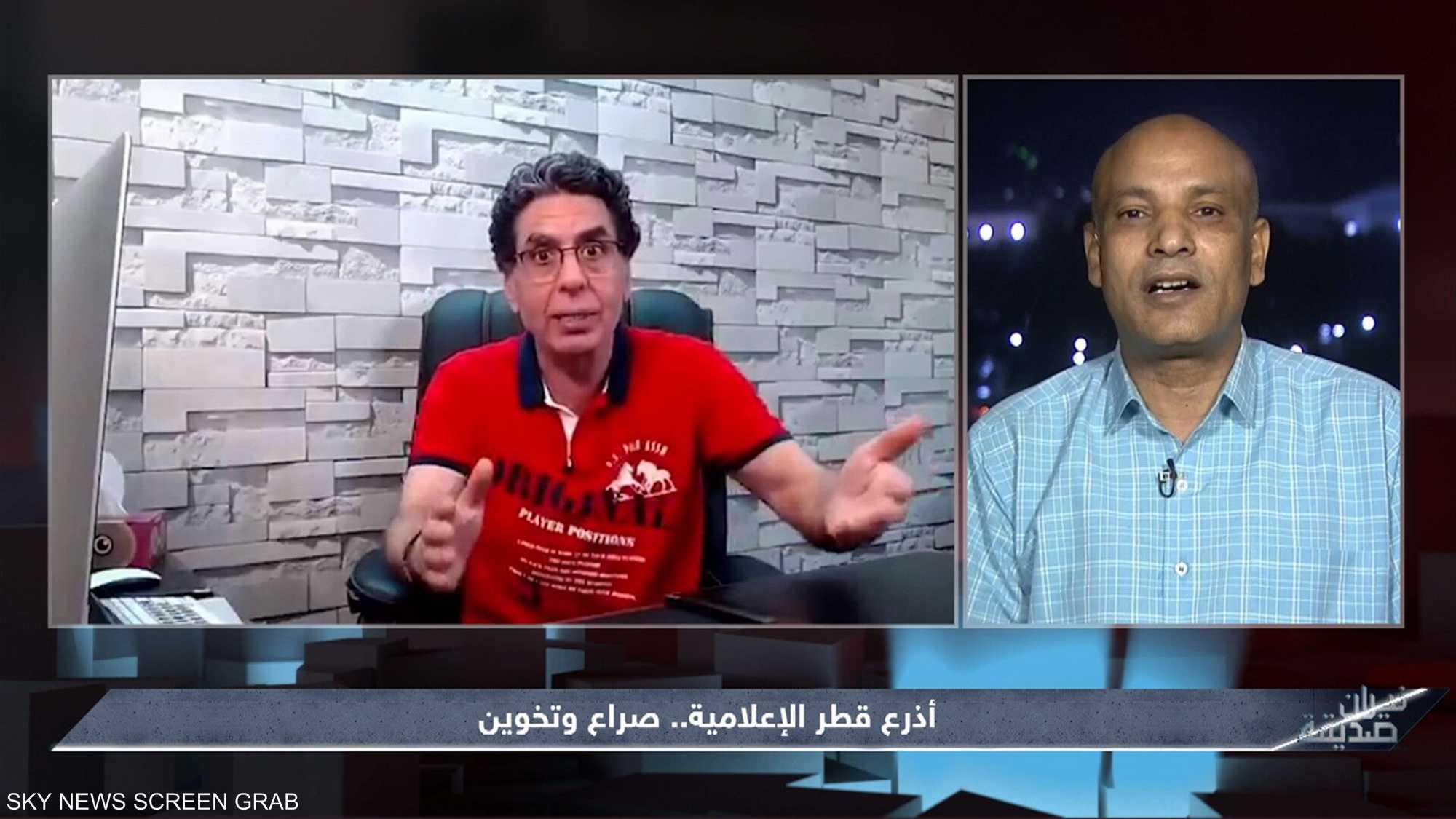 أذرع قطر الإعلامية.. صراع وتخوين