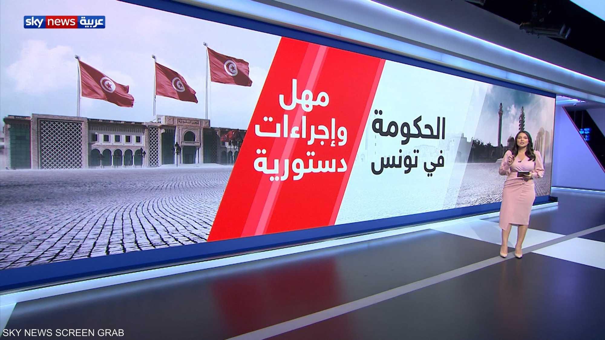 الحكومة في تونس.. مهل وإجراءات دستورية