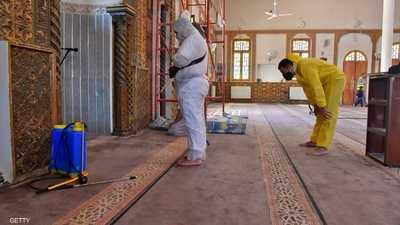 الرئيس الجزائري يأمر بإعادة فتح مساجد البلاد تدريجيا