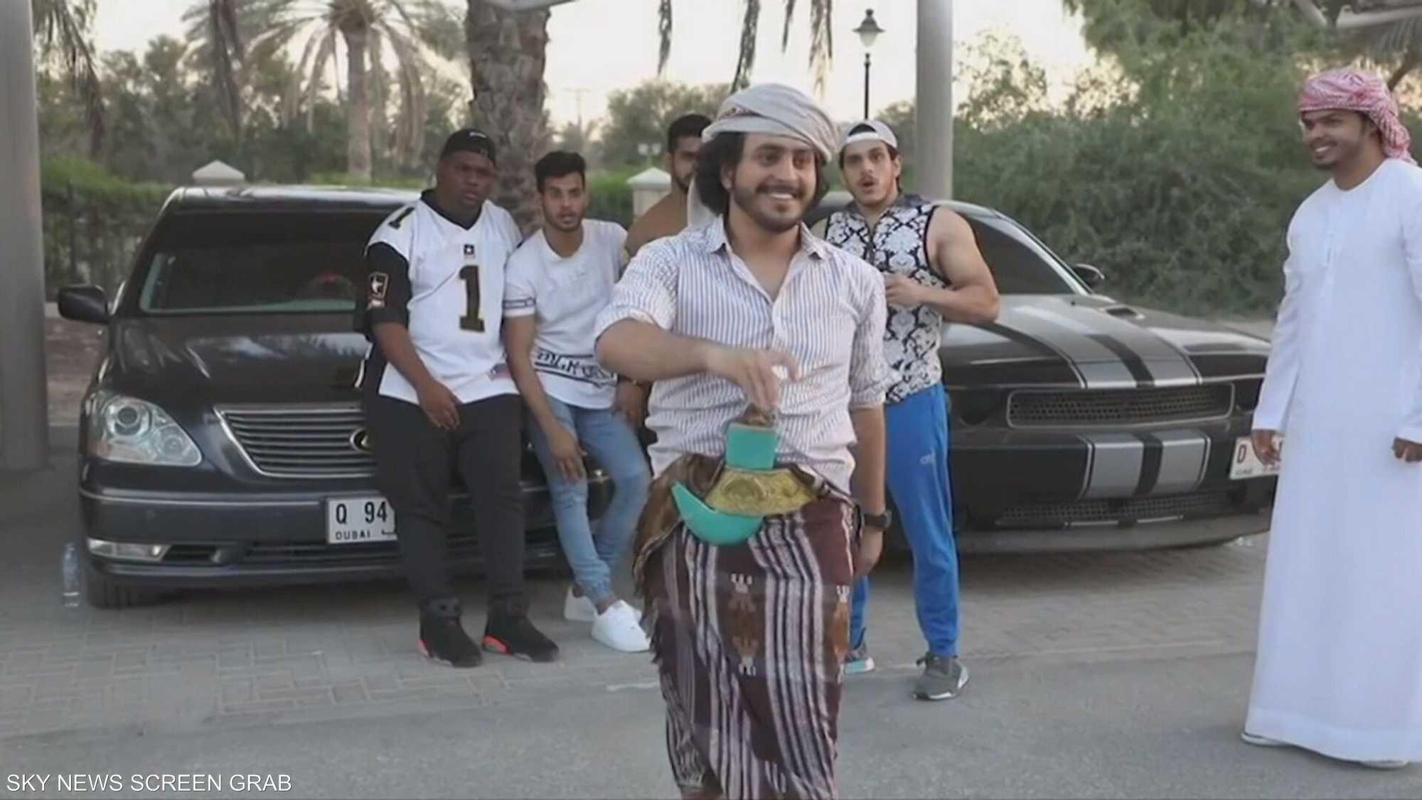 منصات التواصل قادت إبراهيم المريسي الى عالم السينما