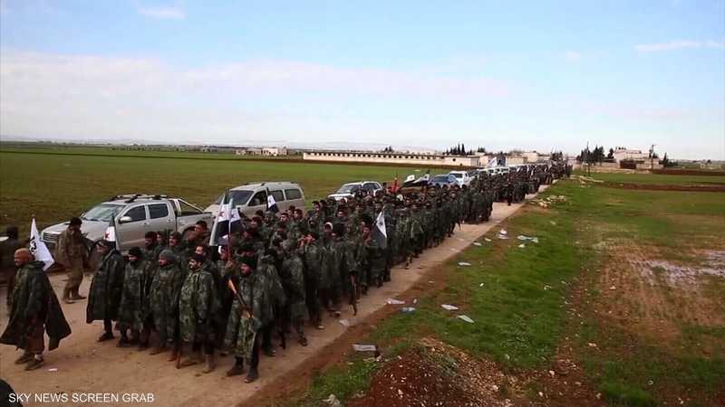 أميركا.. قلق حيال استمرار تدفق المرتزقة إلى ليبيا
