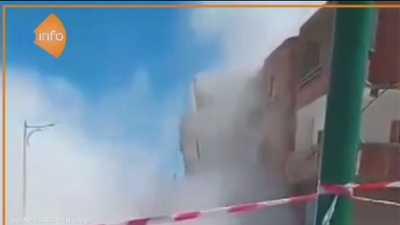 الجزائر.. زلزال يثير الفزع ويدمر عددا من المنازل