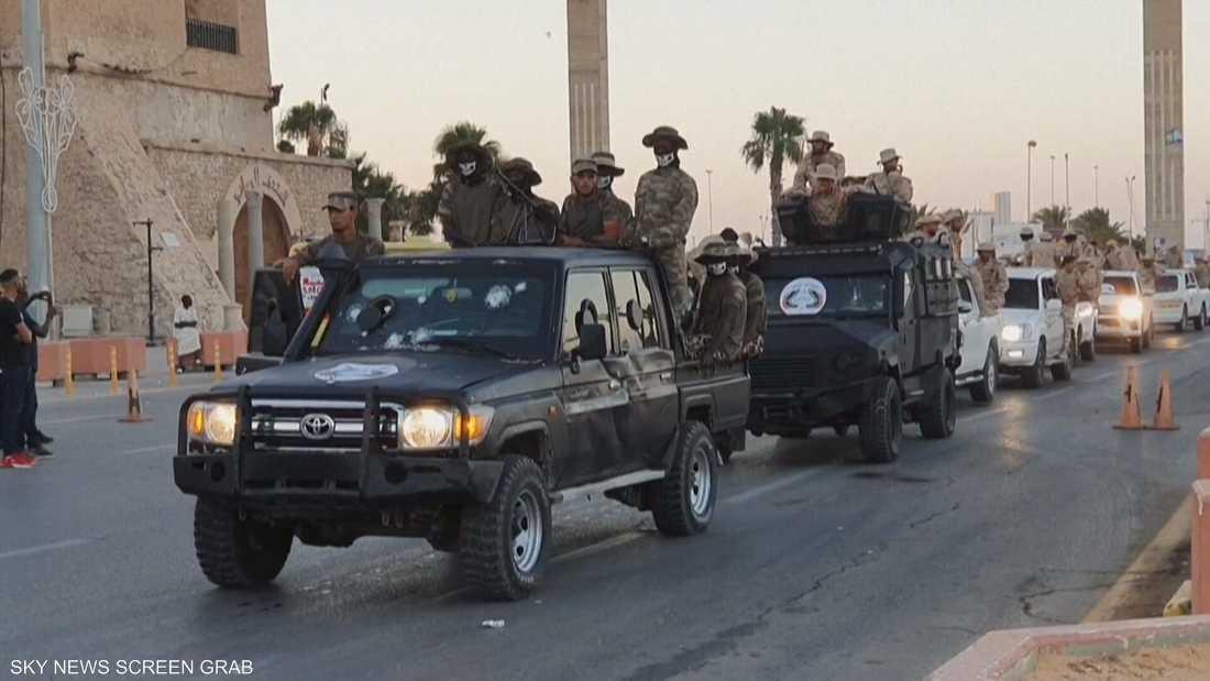 تقرير يكشف عودة ظهور داعش في صبراتة