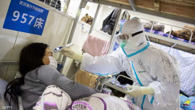 الفيروس ظهر في الصين أواخر 2019