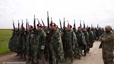 وسطاء يستغلون السوريين بالمخيمات لتجنيدهم للقتال بليبيا