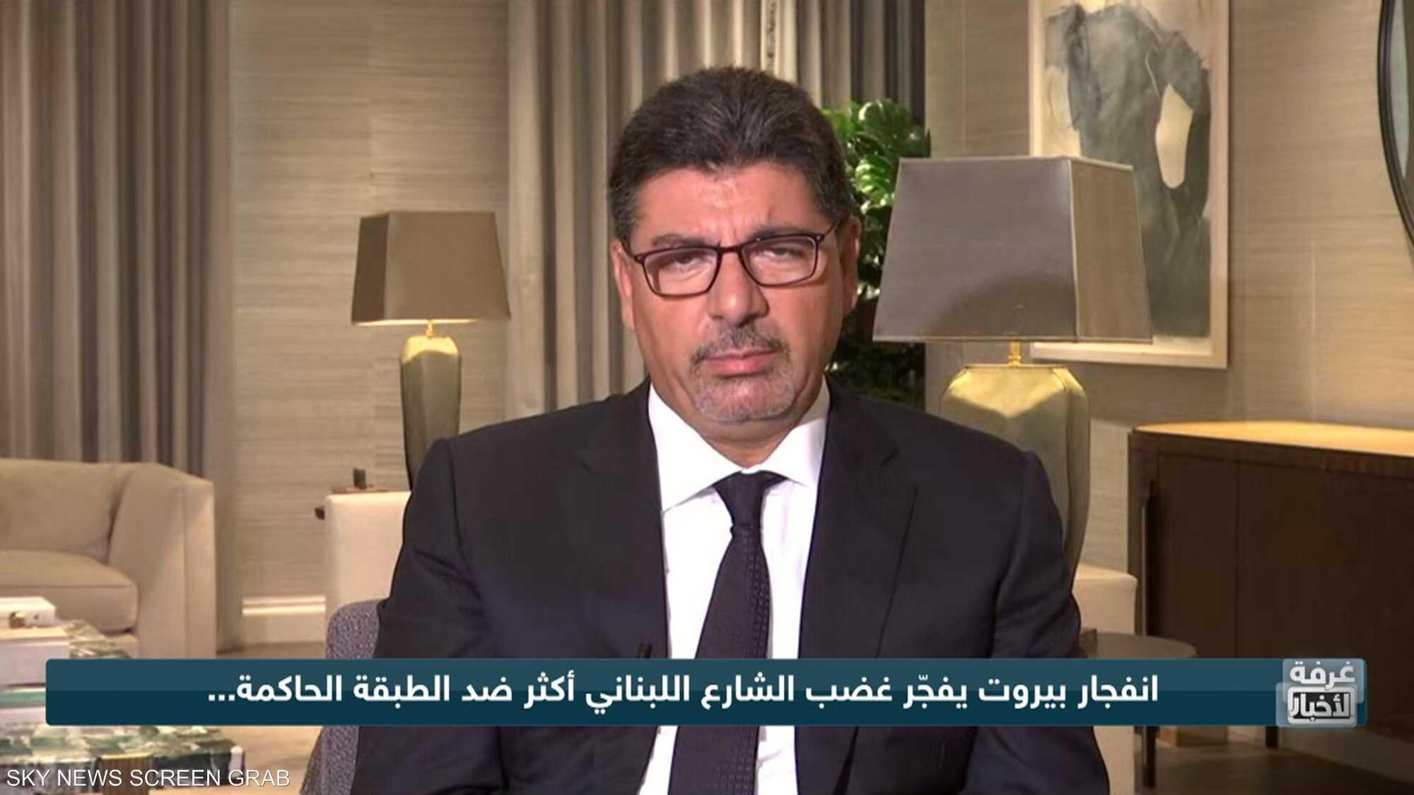 انفجار بيروت يفجر غضب الشارع اللبناني أكثر ضد الطبقة الحاكمة