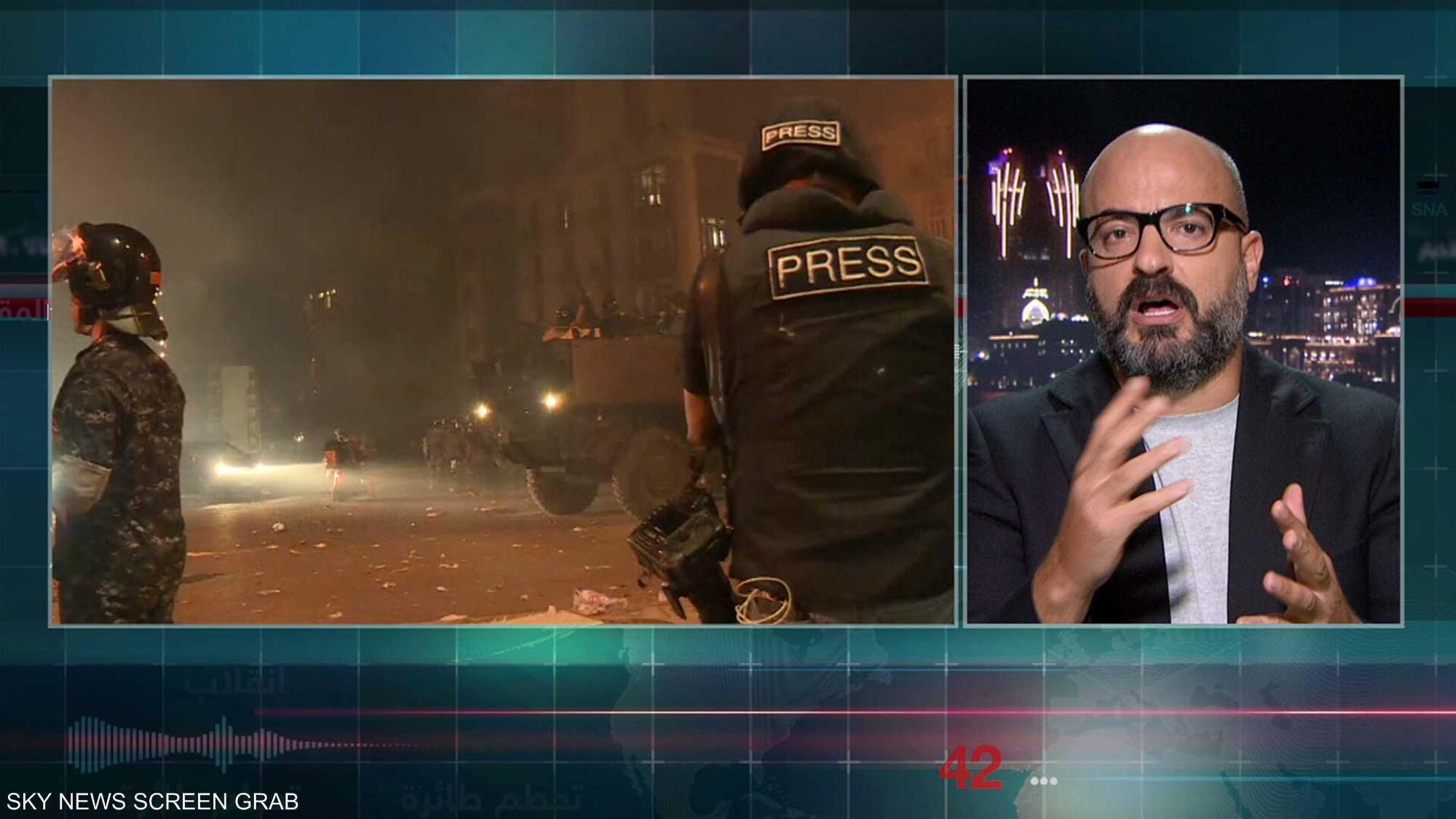 لبنان يغلي بعد أيام على انفجار بيروت