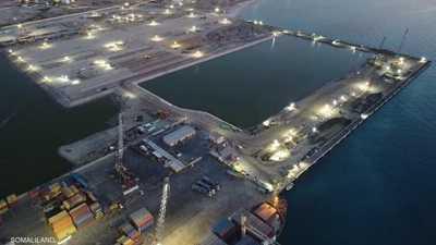 صوماليلاند.. توسعة ميناء بربرة على وشك الانتهاء