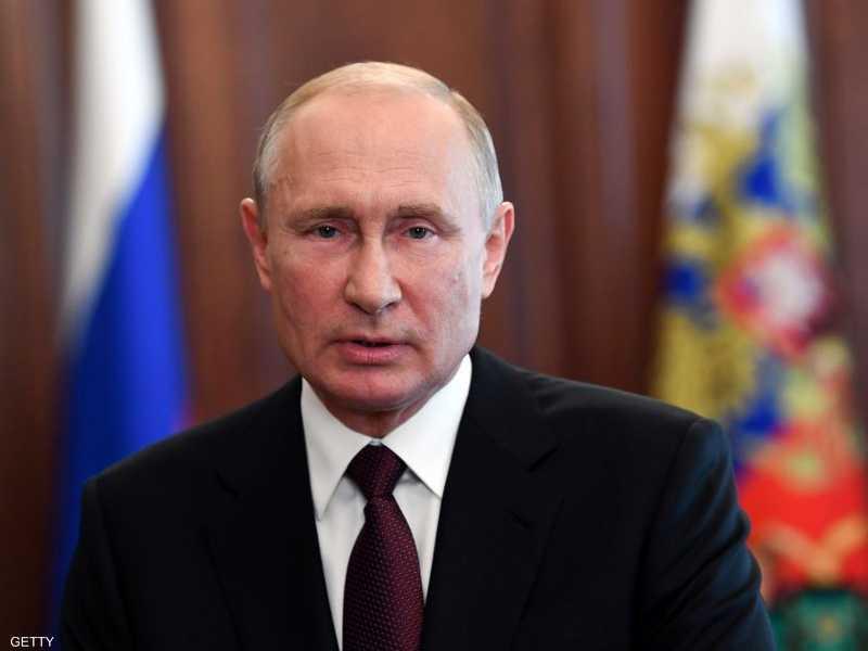 بوتن يكشف عن إعطاء العلاج لابنته