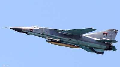 سلاح الجو الليبي يدمر رتلا إرهابيا مسلحا بالقرب من سرت