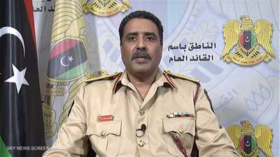 المسماري: تركيا تواصل نقل الأسلحة والمرتزقة إلى ليبيا