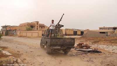 تصاعد الخلافات بين ميليشيات موالية لحكومة الوفاق بطرابلس