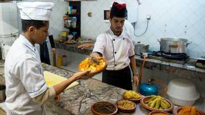 المطاعم المغربية عانت من غياب السياح