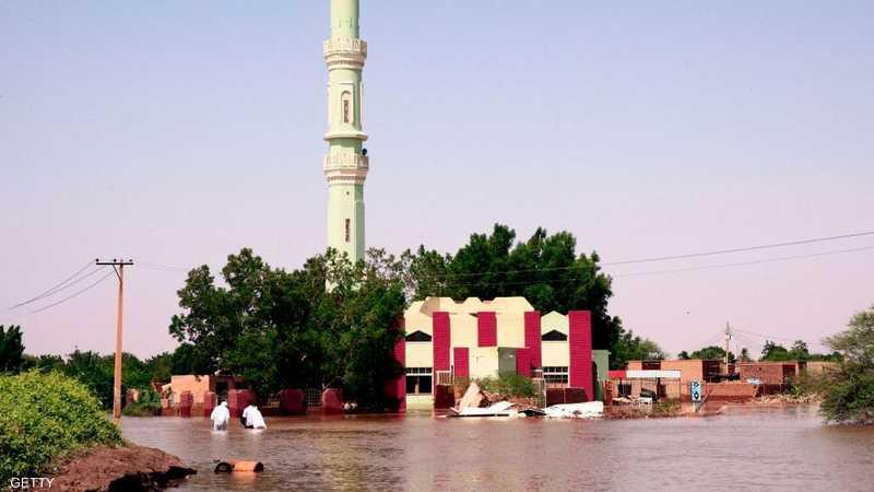 خلفت الفيضانات خسائر فادحة