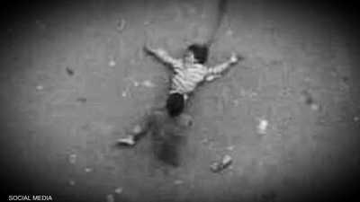 """الرصاصة أصابتها بالرأس..""""طفلة الماء"""" تفضح جرائم الحوثيين"""