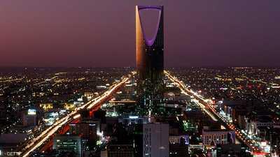 جانب من العاصمة السعودية الرياض.
