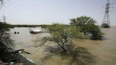 """تحذيرات في الخرطوم.. منسوب النيل """"يتجاوز مستوى الفيضان"""""""