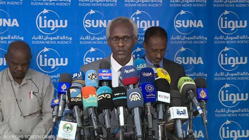 وزير الري السوداني ياسر عباس،