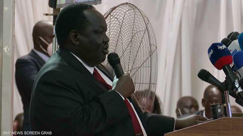 المستشار الأمني لرئيس جنوب السودان توت قلواك
