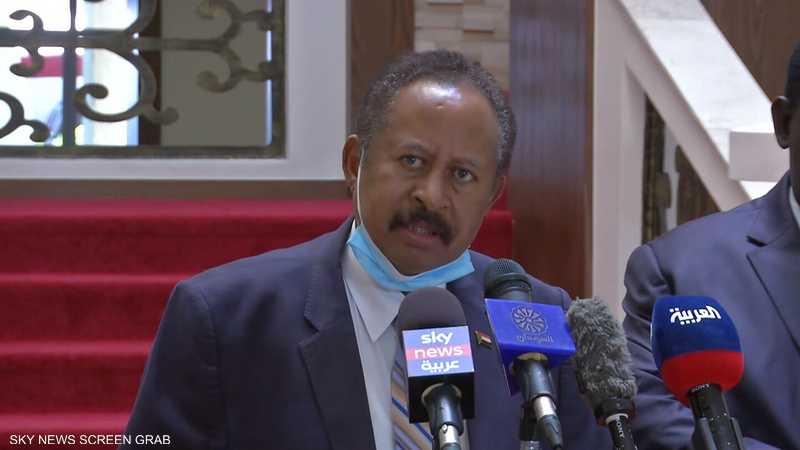 حمدوك يؤكد حرص حكومته على تحقيق السلام الشامل والعادل