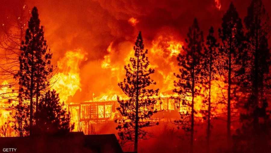 لأول مرة منذ 33 عاما تتخطّى الحرائق مليوني فدان.