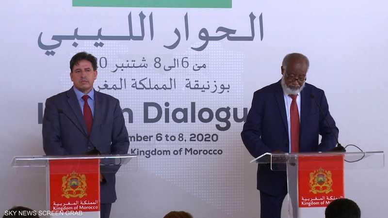 الأطراف الليبية تواصل مباحثاتها في المغرب