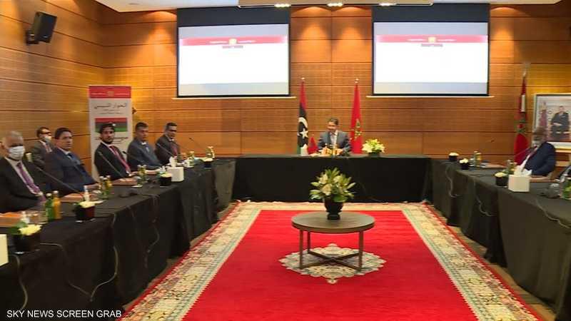 ستئناف المفاوضات في مدينة بوزنيقة المغربية